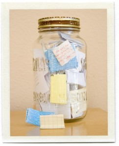 The Thankful Jar